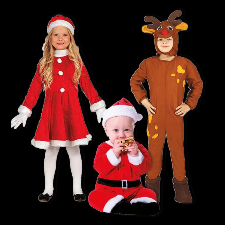 disfraces-infantiles-navidad